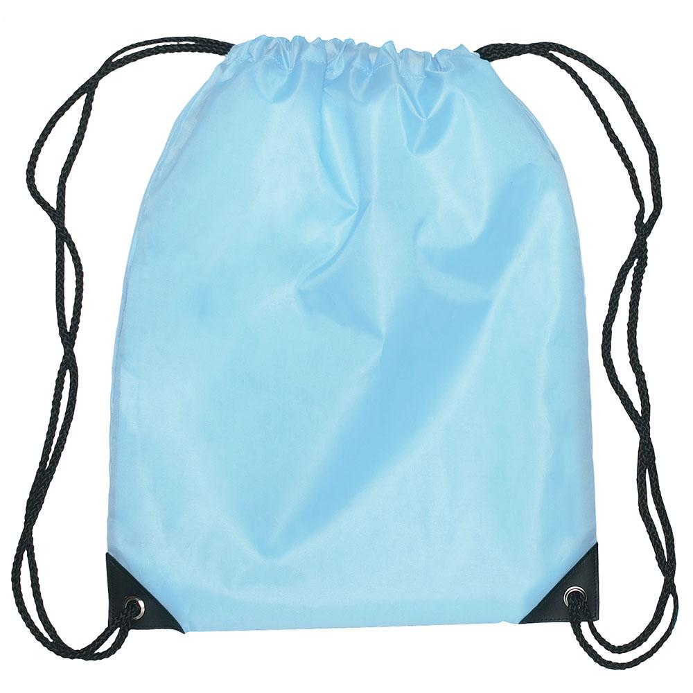 37a8043025 Baby Blue Drawstring Backpack- Fenix Toulouse Handball