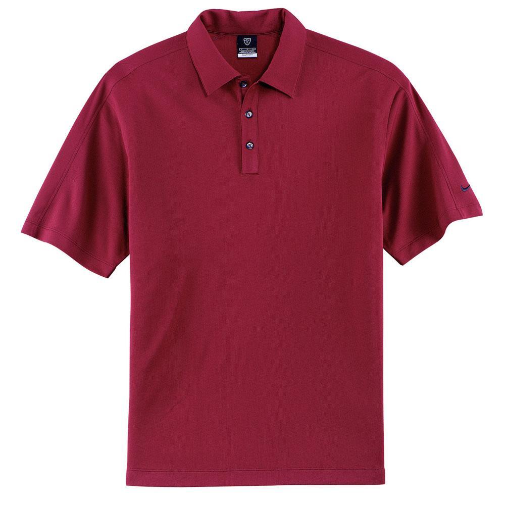 Custom polos nike golf tech dri fit polo shirt for Custom made sport shirts