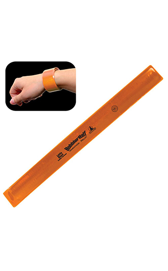 Reflective Safety Slap Bracelets