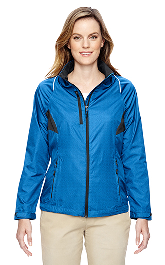 Sustain Women's Lightweight Recycled Polyester Dobby Jackets
