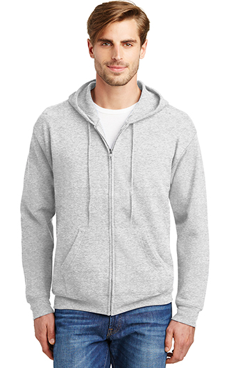 Hanes - Comfortblend EcoSmart Full-Zip Hooded Sweatshirts