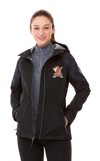 W-INDEX Softshell Jackets