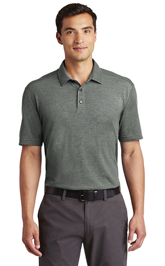 Port Authority Coastal Cotton Blend Polo