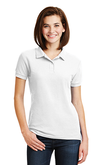 Gildan Women's DryBlend 6-Ounce Double Pique Sport Shirt