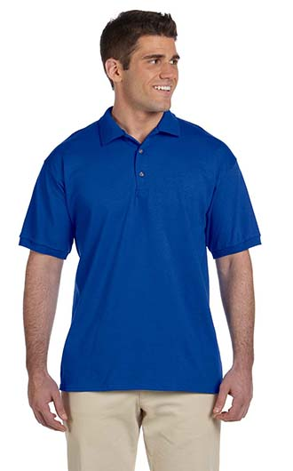 Gildan Adult Ultra Cotton Adult 6 oz. Jersey Polo