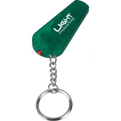 Whistle Light/Key Chain