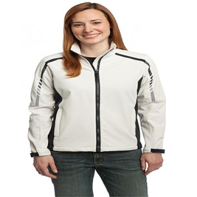 Port Authority Ladies Embark Soft Shell Jackets