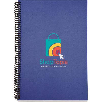 Eco Spiral Bound Notebook - 6 x 9