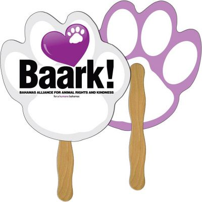 Paw Print Digital Econo Fan