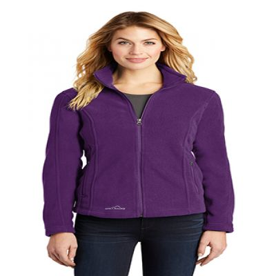 Eddie Bauer Ladies' Full-Zip Fleece Custom Jackets