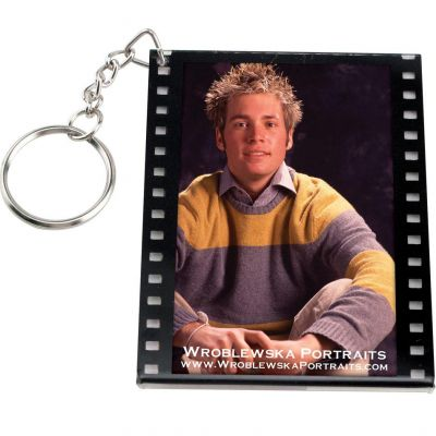 Filmstrip Slip-In Keytags