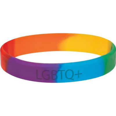 Single Color Silicone Bracelets