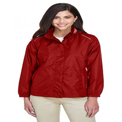 Climate Core365 Ladies' Seam-Sealed Lightweight Variegated Ripst