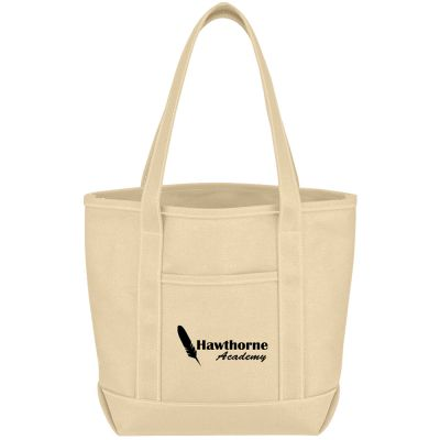 Small Cotton Canvas Yacht Totes