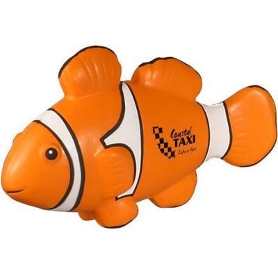 Clown Fish Stress Relievers
