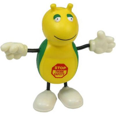 Cute Bug Figure Stress Reliever