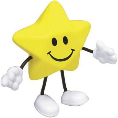 Star Figure Stress Reliever