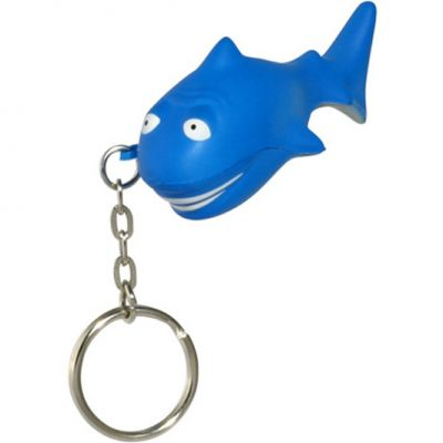 Shark Key Chains Stress Relievers