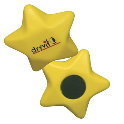 Star Magnet Stress Reliever