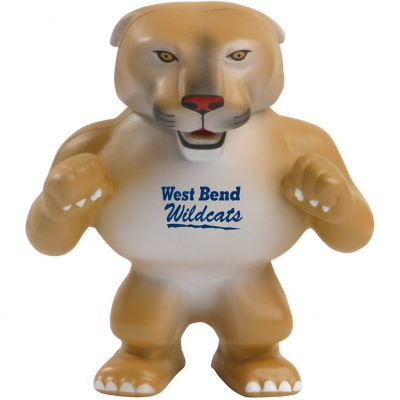Wildcat-Cougar Mascot Stress Reliever