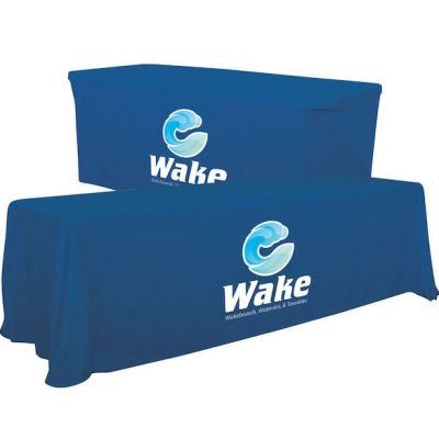 8' Convertible Table Throw (1-Color Imprint)