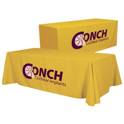 8' Convertible Table Throw (Full-Color Imprint)