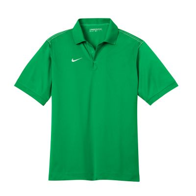 Nike Golf Dri-FIT Mens Sport Swoosh Pique Polo
