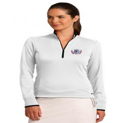 Nike Golf Ladies Dri-FIT 1/2- Zip Cover-Up
