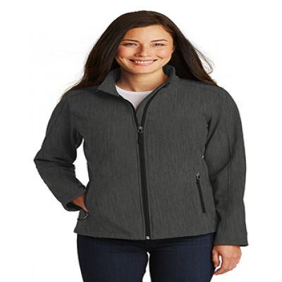 Ladies Core Soft Shell Custom Jackets - Port Authority