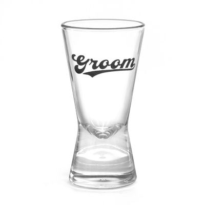 Shot Glasses for Him - Groom