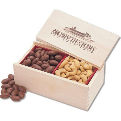 Milk Chocolate Almonds & Jumbo Cashews