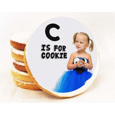 Value Custom Cookies - 3'' Round