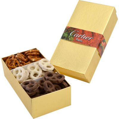 3 Way Pretzel Gift Box