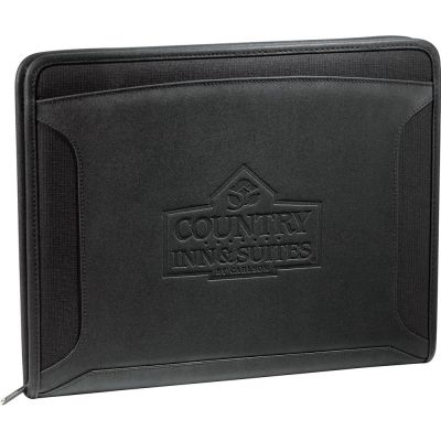 Case Logic Conversion Zippered Tech Padfolio