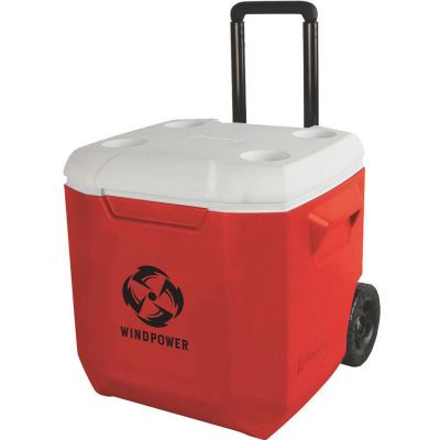 Coleman 45-Quart Wheeled Cooler