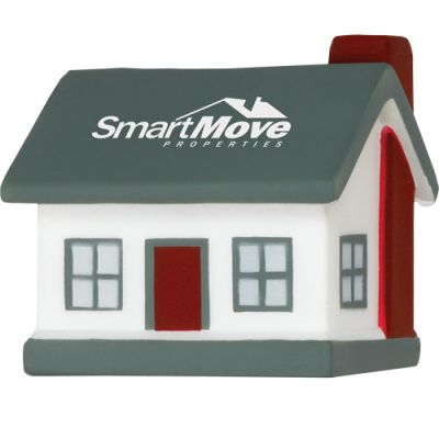 Oz Stress Ball House Shape
