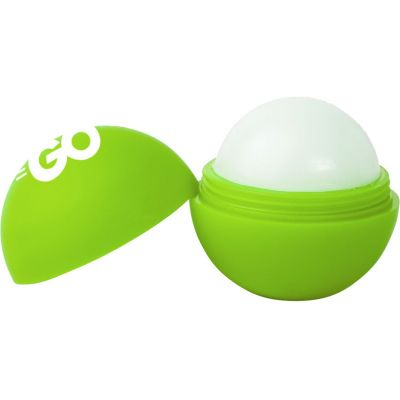 Round Soft Touch Lip Balm