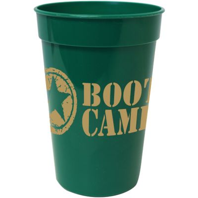 17 oz. Smooth Stadium Cup