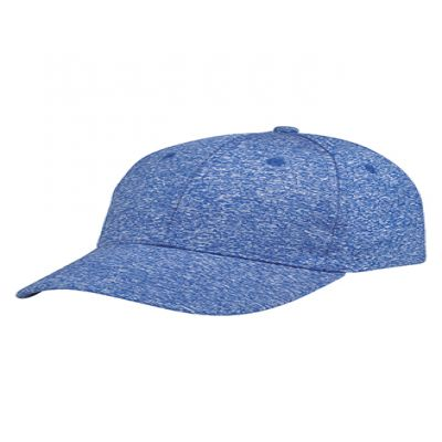 Heathered Jersey Cap