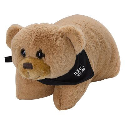 Bernard Bear Plush Pillow