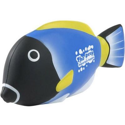 Blue Tang Fish Stress Relievers