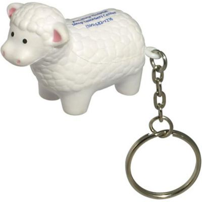 Sheep Key Chains Stress Relievers