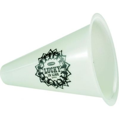Glow-In-The-Dark Megaphone 8