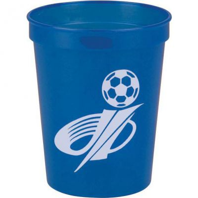 Cups-On-The-Go -16 oz. Transparent Stadium Cups