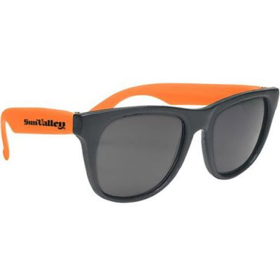 Sunglasses (Black Frame)