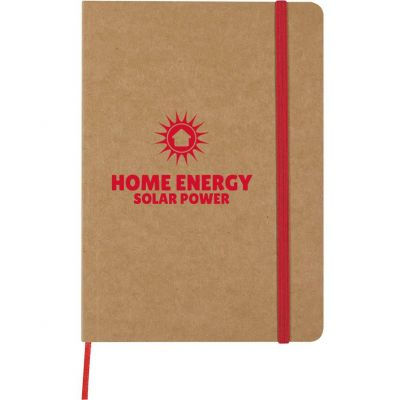 Eco -Inspired Strap Notebooks