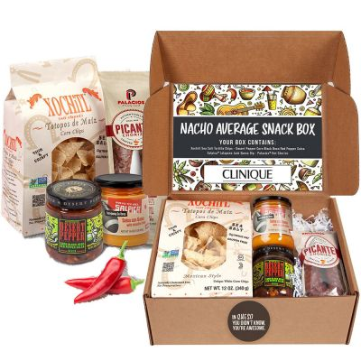 Nacho Average Snack Box - Spanish Gourmet Kit