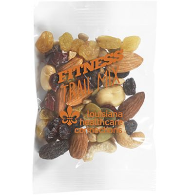 1 oz Healthy Promo Snax Bags (Fitness Trail Mix)