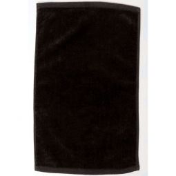 Velour Fingertip Towels