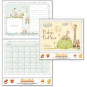 Baby's First Year Calendars